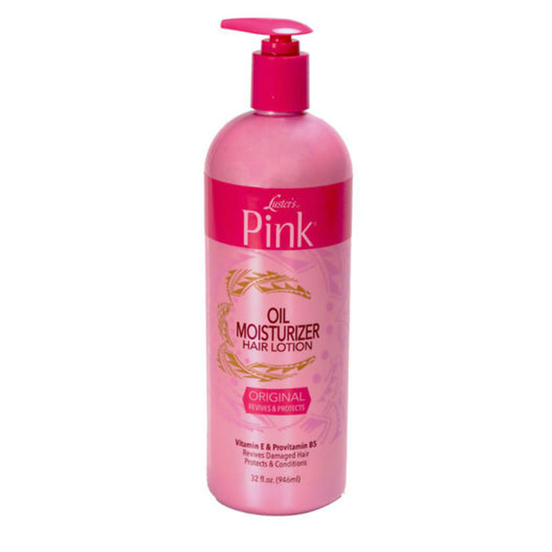LUSTER'S PINK - Oil moisturizer hair lotion (946 ml)