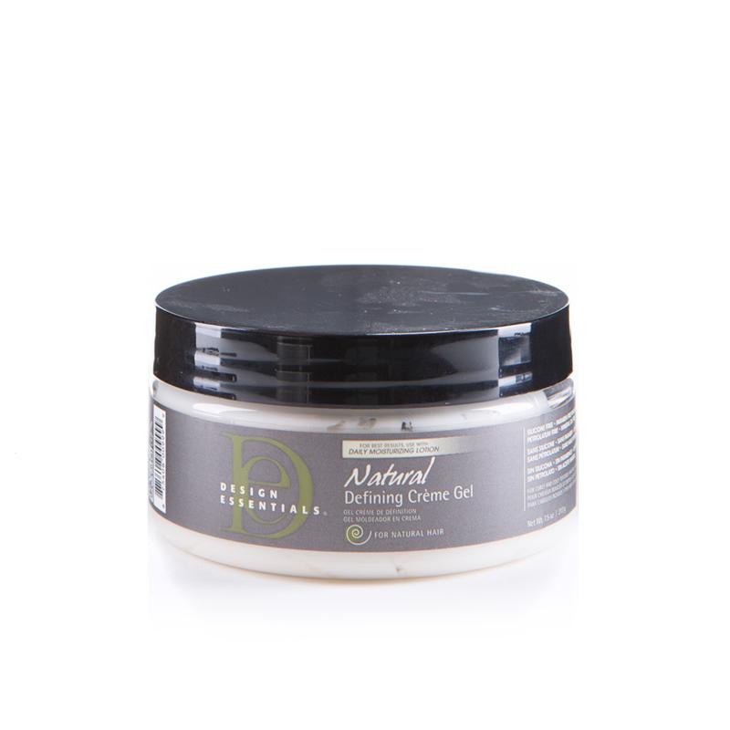 DESIGN ESSENTIALS - Natural - Defining creme gel