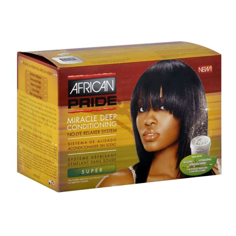 AFRICAN PRIDE -  Relaxer | Super