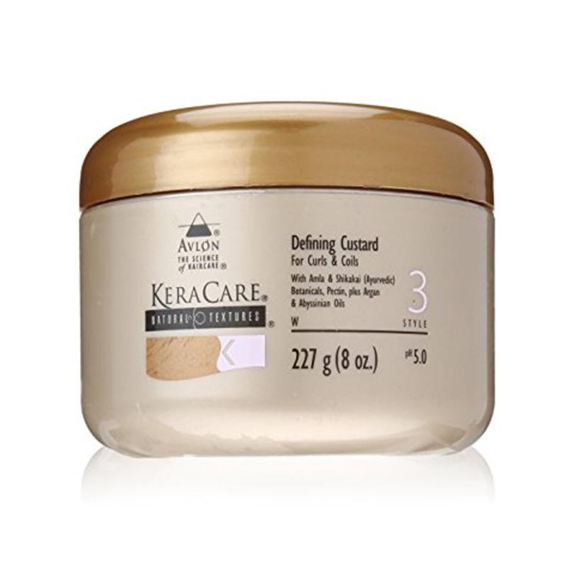 KERACARE - Natural textures - Definining Custard