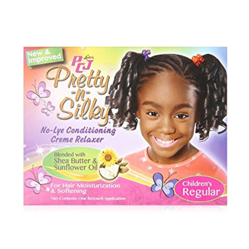 PCJ - Pretty-n-silky - Relaxer - Normal