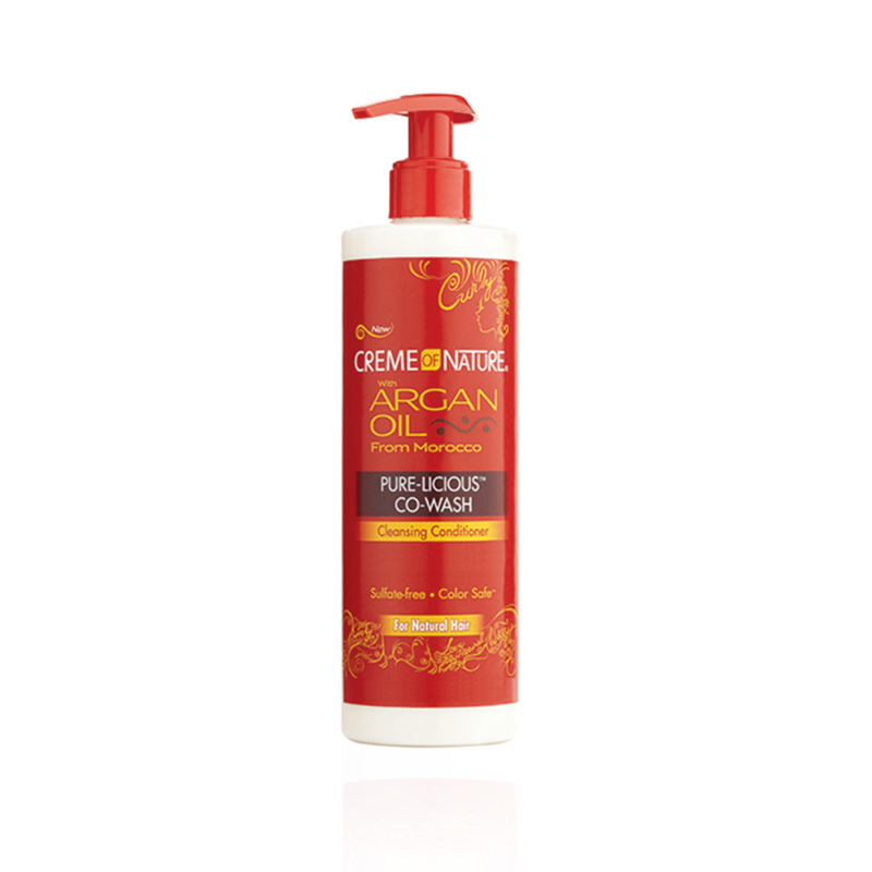 CREME OF NATURE - Pure-licious co-wash