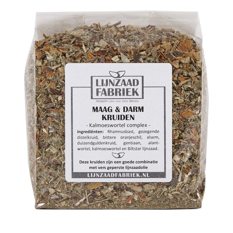 Maag- en darmkruiden - 500 gram