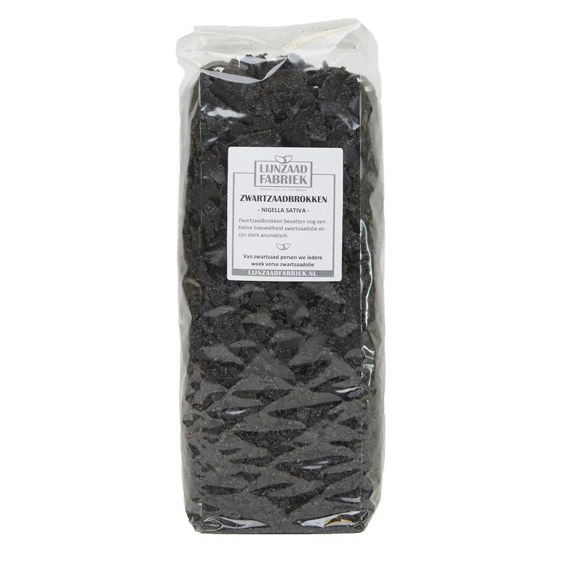 Zwartzaadbrokken 1000 g