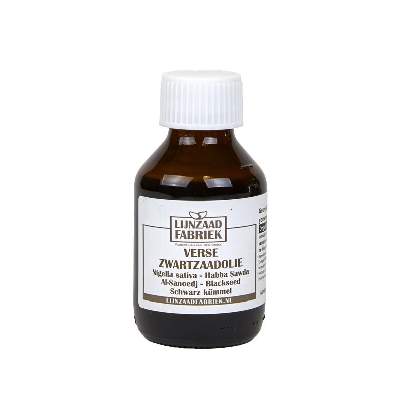 Zwartzaadolie - 100 ml