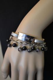 Armband (Klik op foto om de sluiting te zien)