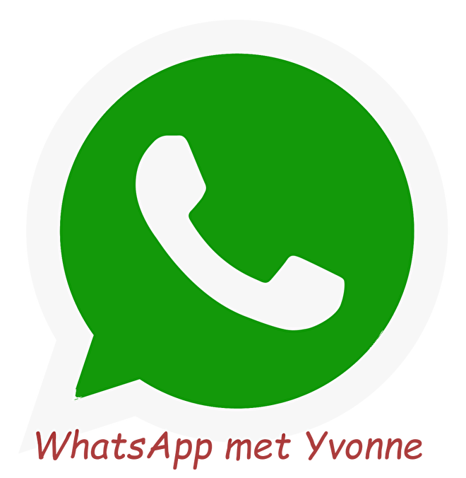 WhatsUp met Yvonne