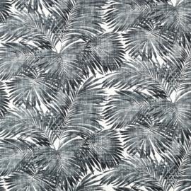 B: Grijs palmbladeren