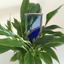 Planthouder - blauw
