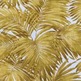 B: Geel palmbladeren