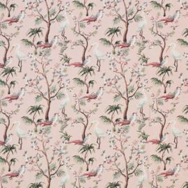 *B: Roze vogels