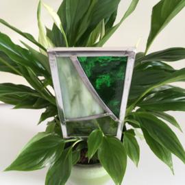 Planthouder - groen