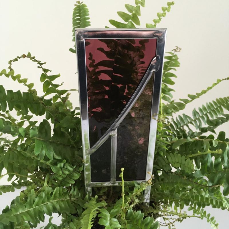 Planthouder - paars