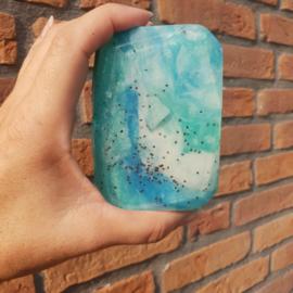 Maagd - Amazoniet Edelsteen zeep