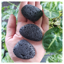 Lava steen groot