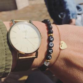 Sterrenbeeld - Naam armband