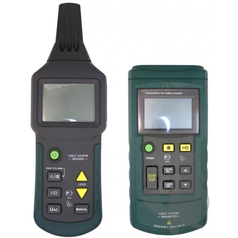 Kabel-/Draadbreuk detector