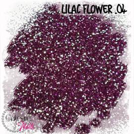 Glitter.Cakey - Lilac Flower .04 'M/F CHAMELEON'