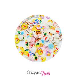 Glitter.Cakey - This Christmas 'FIMOLANDIA 1'