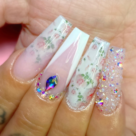 CakesInc.Nails - Rose Roses 'NAIL DECALS'