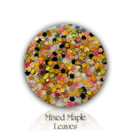 Glitter Blendz - Mixed Maple Leaves