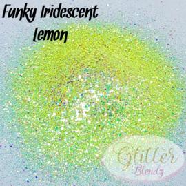 Glitter Blendz - Funky Iridescent Lemon