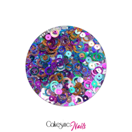 Glitter.Cakey - Candy Box 'THE CIRCLES'