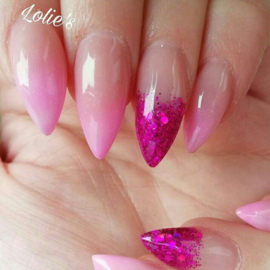 Glitter Blendz - Forever Fuchsia