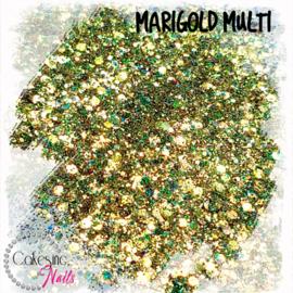 Glitter.Cakey - Marigold Multi 'THE FIERCE'