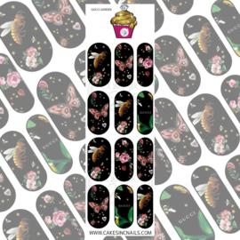 CakesInc.Nails - GG Garden 'NAIL DECALS'
