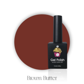 CakesInc.Nails -  Gel Polish '#012 Brown Butter'