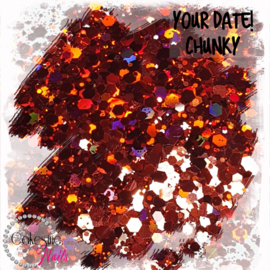 Glitter.Cakey - Your Date! 'CHUNKY PROM I'