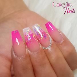 Glitter.Cakey - Rainbow Flakes