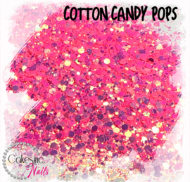 Glitter.Cakey - Cotton Candy Pops 'THE POPS'