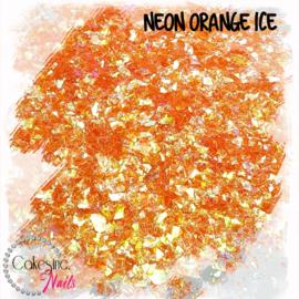 Glitter.Cakey - Neon Orange Ice