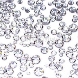 Bluestreak Crystals - Crystal Mix (Preciosa)