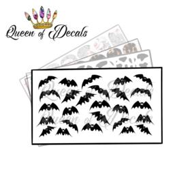 Queen of Decals - Bats 'NEW RELEASE'