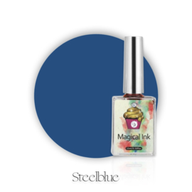 CakesInc.Nails - Magical Ink #002 'Steelblue'