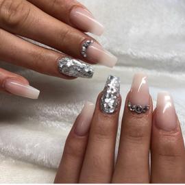 Glitter.Cakey - Purest Silver