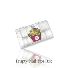 CakesInc.Nails - Empty Nail Tips Box