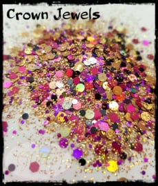 Glitter Blendz - Crown Jewels