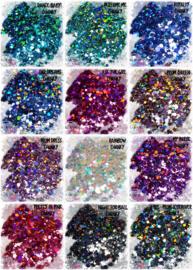 Glitter.Cakey - Chunky Prom II Set