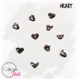 Crystal.Cakey - Heart 6mm