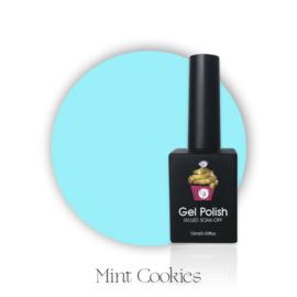 CakesInc.Nails -  Gel Polish '#032 Mint Cookies'