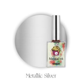 CakesInc.Nails - Magical Ink #014 'Metallic Silver'