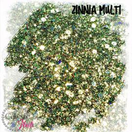 Glitter.Cakey - Zinnia Multi 'THE FIERCE'