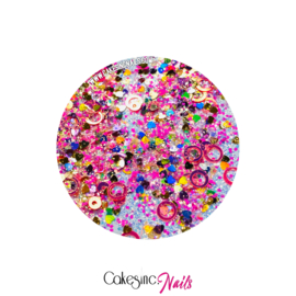 Glitter.Cakey - La Rosa 'CUSTOM MIXED'