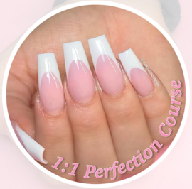 1:1 Private  Perfection Course by CakesInc.Nails