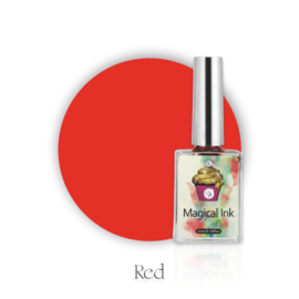 CakesInc.Nails - Magical Ink #007 'Red'