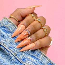 CakesInc.Nails -  Gel Polish '#020 Peaches & Cream'